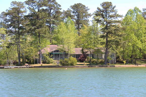 lake martin waterfront home for sale