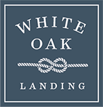 white oak landing logo