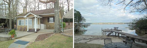 castaway island lake martin